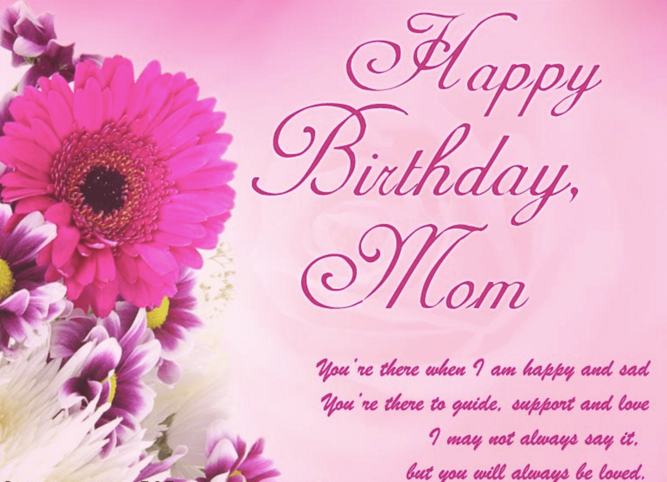 Birthday Cards for Mom Bday Messages Birthday wishes for