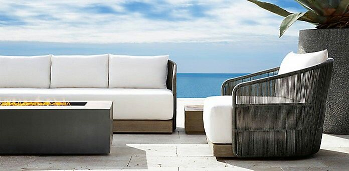 Havana Collection Rh Restoration Hardware Terrace Furniture