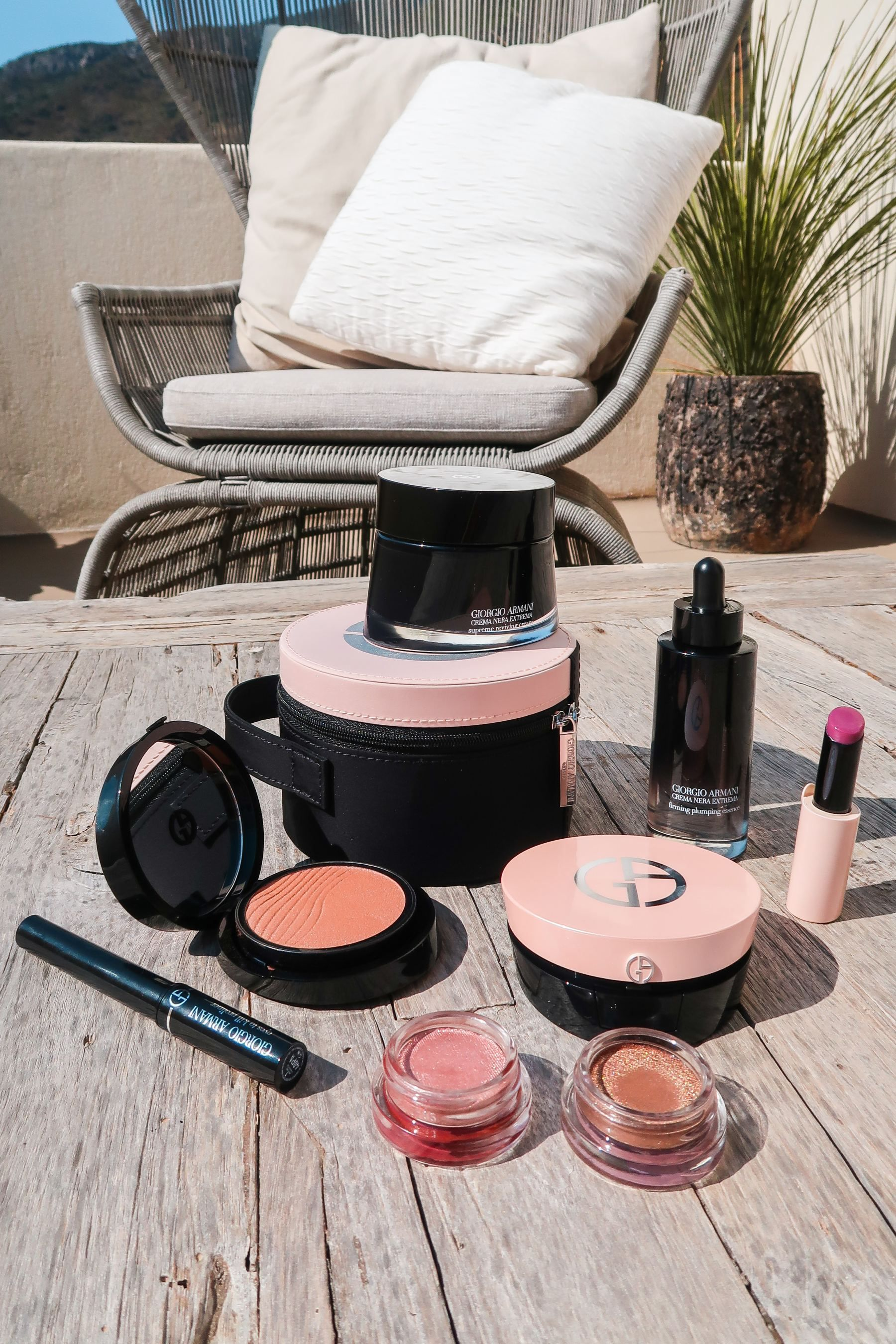 Summer to Autumn MustHaves from Armani Beauty Armani