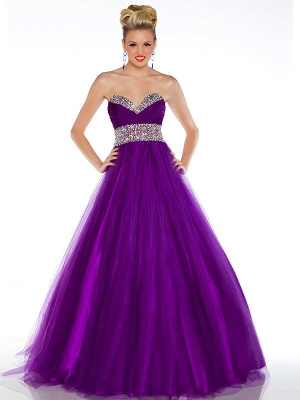 Ball Gown Organza Prom Dress | Fashion Chic Style | Pinterest | 15 ...