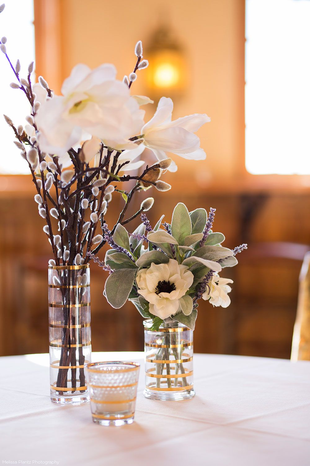 You can make your own wedding centerpieces and save money on your ...