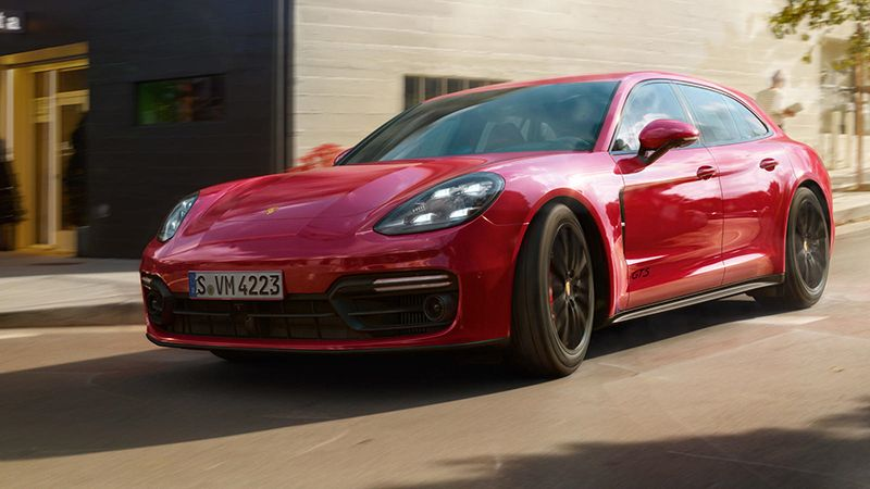 Nieuw! Porsche Panamera GTS en GTS Sport Turismo