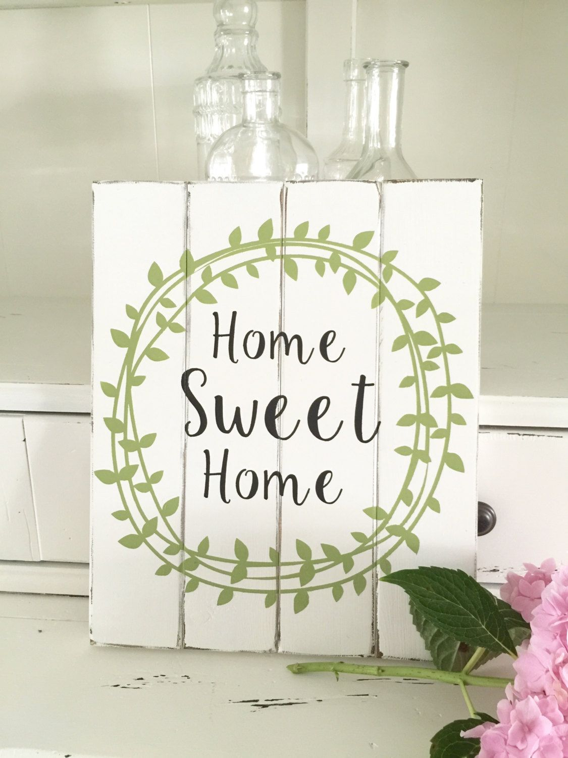 Home Sweet Home | Farmhouse Sign | Shiplap Sign | Wood Sign ...