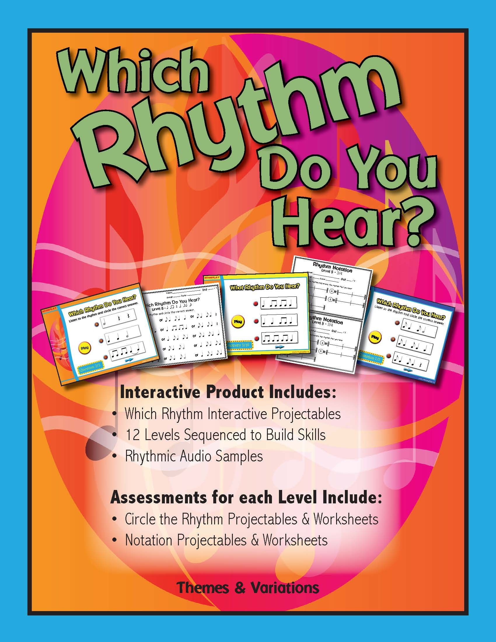 Which Rhythm Do You Hear In