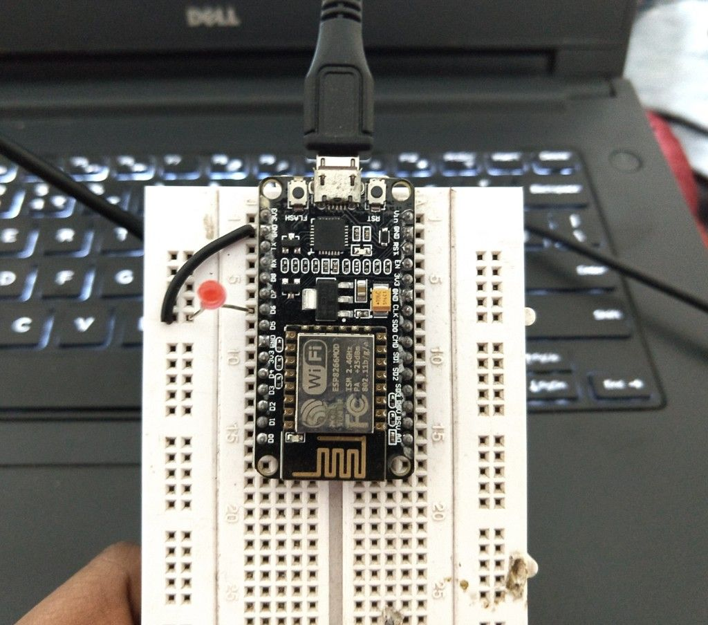 esp8266 pwm led dimmer code example | ЕSP