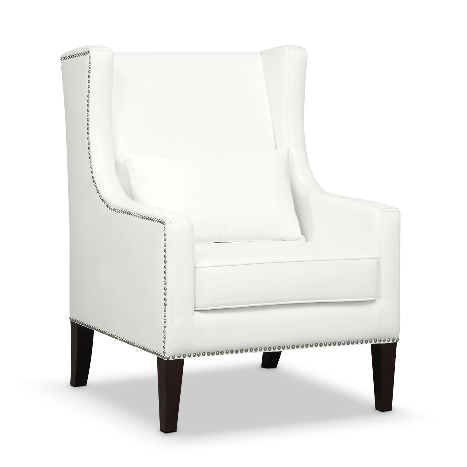 white leather armchair winging it modern sophistication meets enduring tradition 21970 | eb935a8d15bd6f4b60d8b47718951c60
