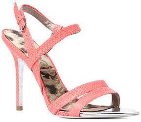 39e44ece81c http://elle.shopstyle.com: Sam Edelman The Abbott Shoe in Neon Coral ...