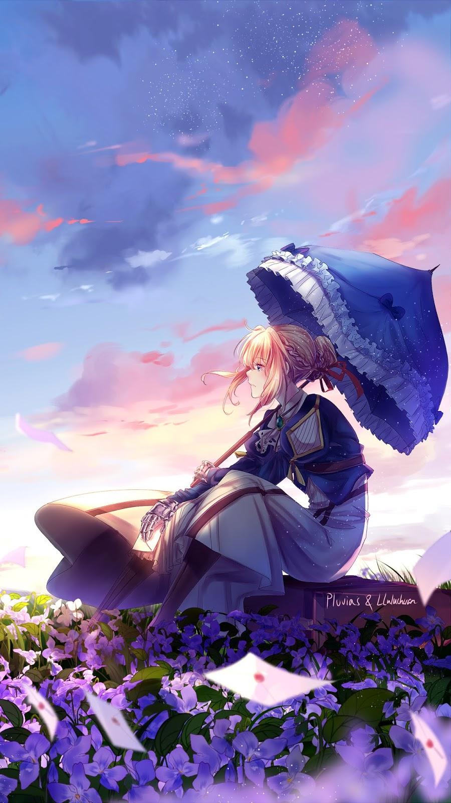 Sweet Magic: Wallpapers 4k para Celular: Animes e Artwoks