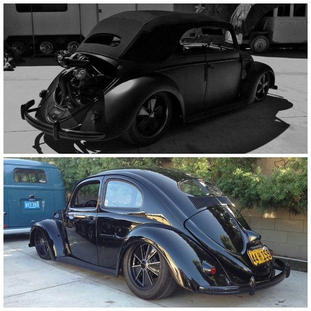 Two of my favorites!  #DBK #Aircooled #Beetle #Bug #Splitwindow #vert #VW #Volkswagen #vwporn #dbkstunners #dbkcarclub