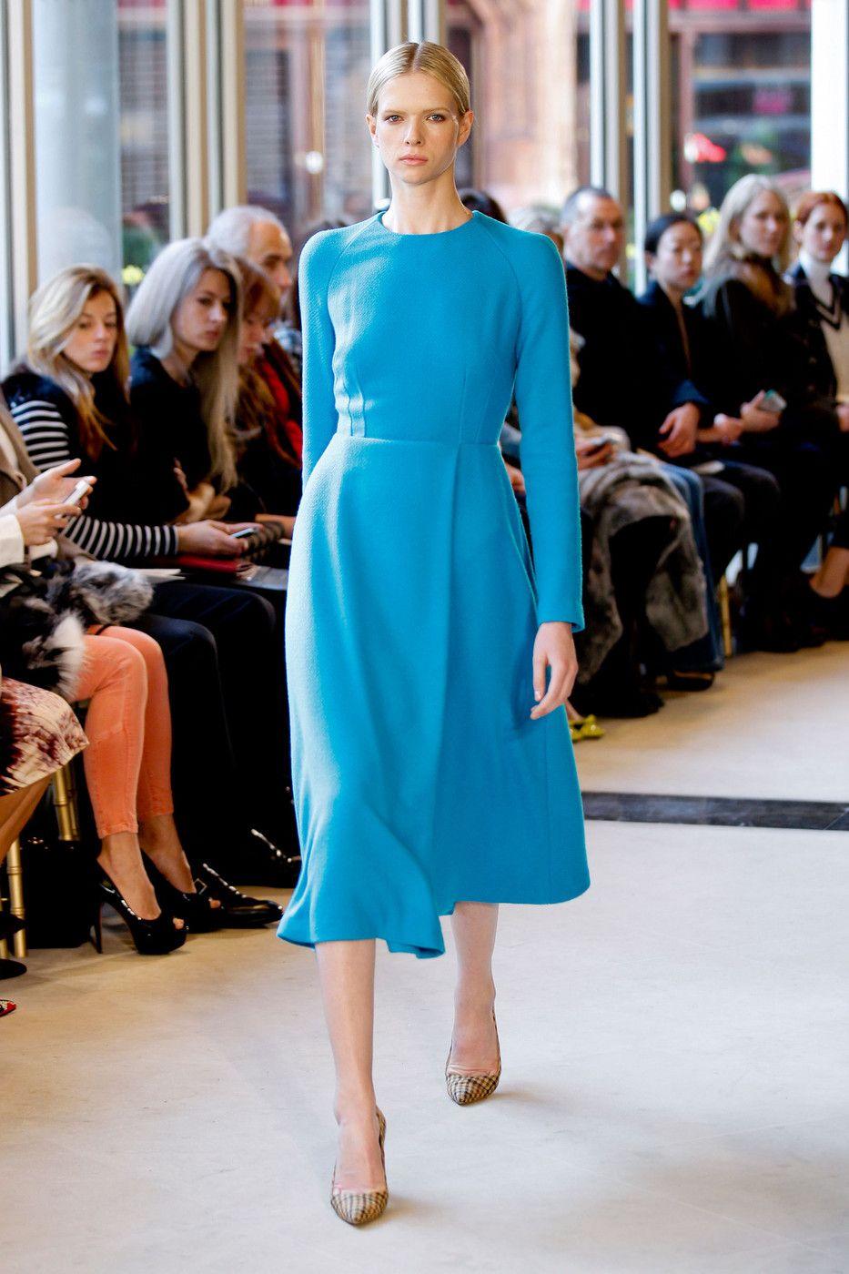 London Fall 2013 - Emilia Wickstead | fashion | Pinterest | Fashion