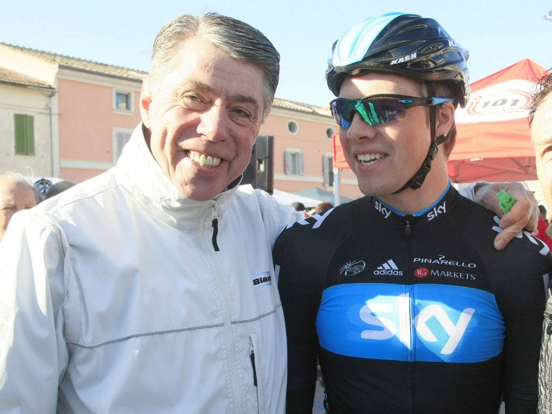 Team Sky | Pro Cycling | Photo Gallery | Tirreno-Adriatico stage four gallery