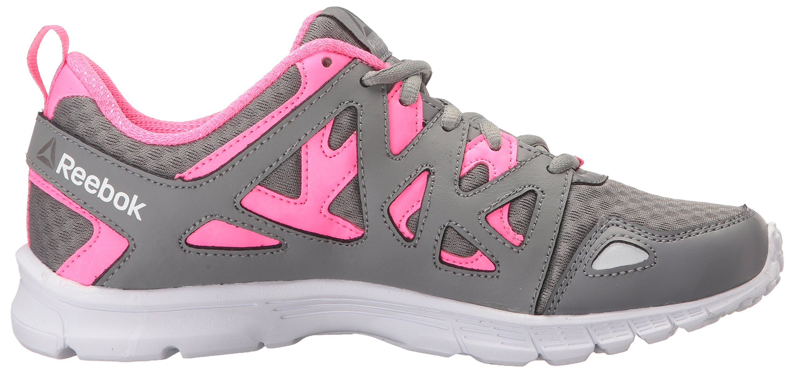 aabbe3a63fc Reebok Womens Run Supreme 3.0 MT Track Shoe Flint Grey Solar  Pink Pewter White 8.5 M US    Visit the image link more details. (This is  an affiliate link)   ...