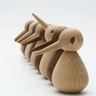 pajaritos de madera