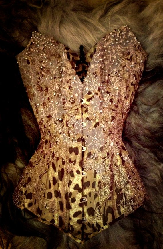 Become a Patron of Artistic Corsetry bespoke by ...