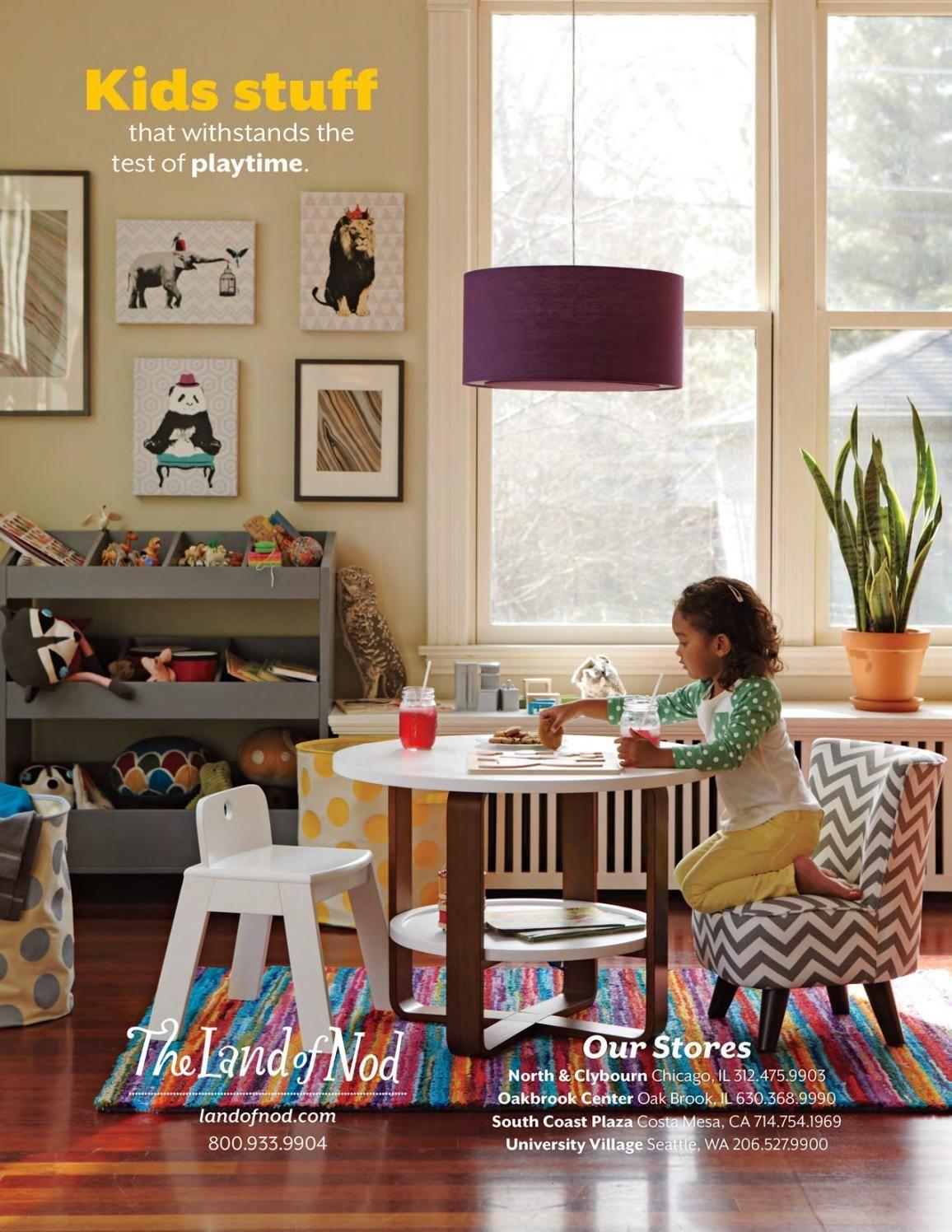 office playroom ideas. #ClippedOnIssuu From Mini Magazine Fall 2016, Naya Rivera Office Playroom Ideas