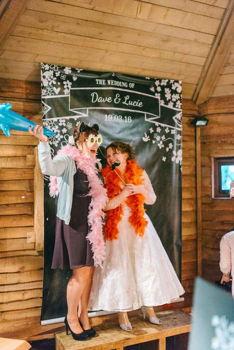 Photo Booth Backdrop Magical Spring Treehouse Wedding Http Sarahjaneethan Co Uk
