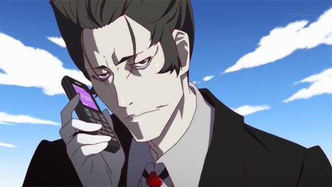 Kaiki Deishu Monogatari Anime Phone Background Patterns Second Season