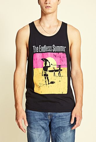 89b71d3abc2f44 Endless Summer Tank Top