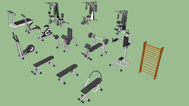 Palestra Completa Gym Thư Viện