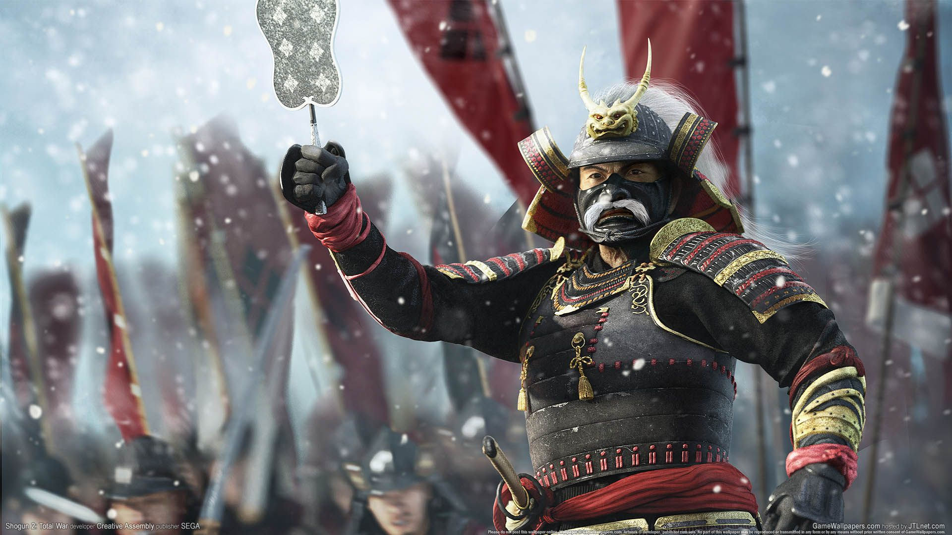 Shogun Total War Wallpapers Or Desktop Backgrounds In 2019