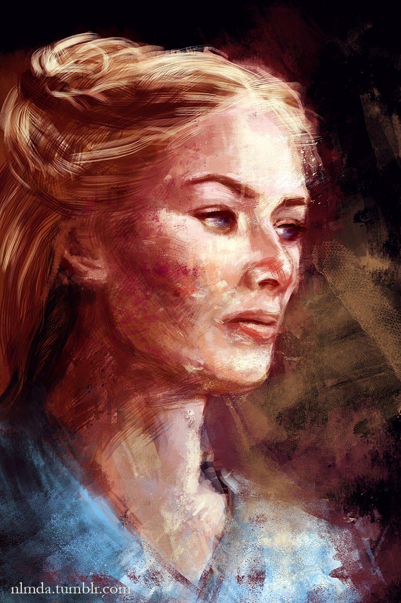 Cersei by ladynlmda.deviantart.com on @DeviantArt____!!!