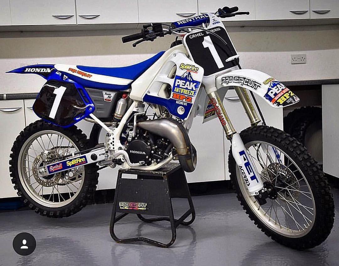 Pro Circuit Honda