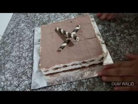 مطبخ ام وليد تيراميسو بدون ماسكاربون Youtube Desserts Algerian Recipes Dessert Recipes