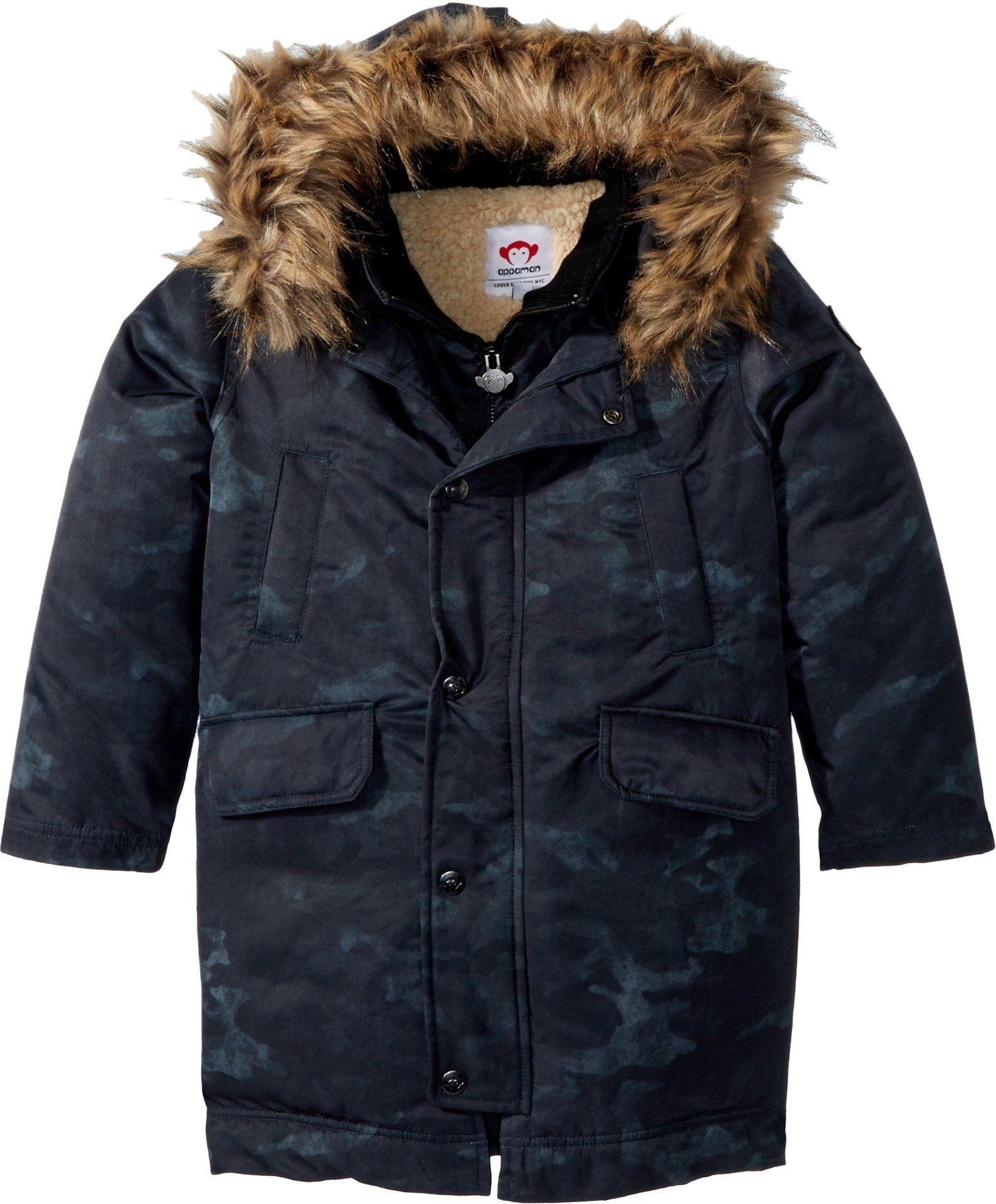 9147d98b2 Appaman Kids Baby Boy s Pratt Down Parka (Toddler Little Kids Big ...