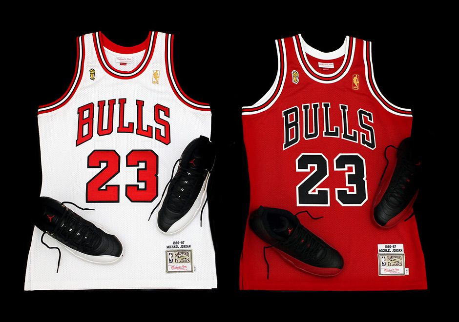 low priced 08cda 2f213 Mitchell & Ness Releases Michael Jordan's 1997 NBA Finals ...