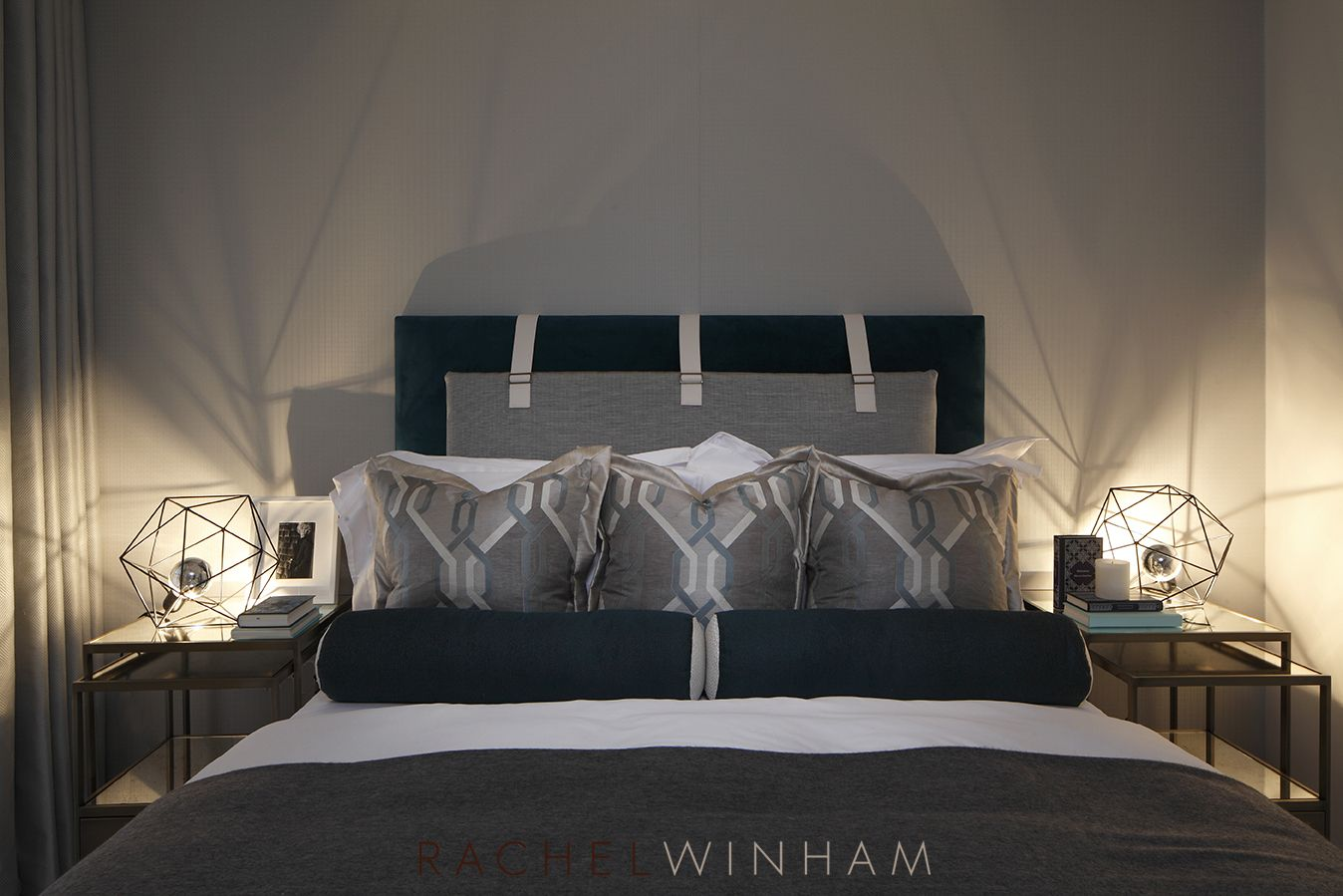 Bedroom Designed By Rachel Winham Interior Design For A Recent Project In  Fulham, London.