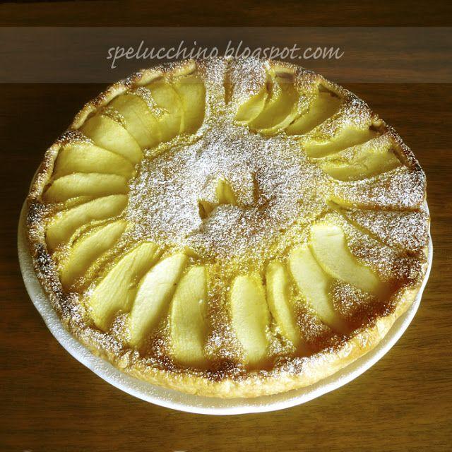 Spelucchino: Torta di mele e mandorle di Cristina Lunardini