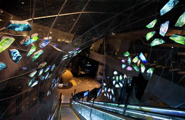 Jack Rouse Associates: Museum, The Mind Museum | Travel