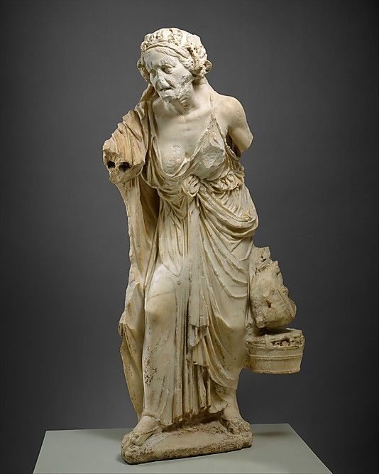 What Did The Ancient Greek And Roman Sculptures Really
