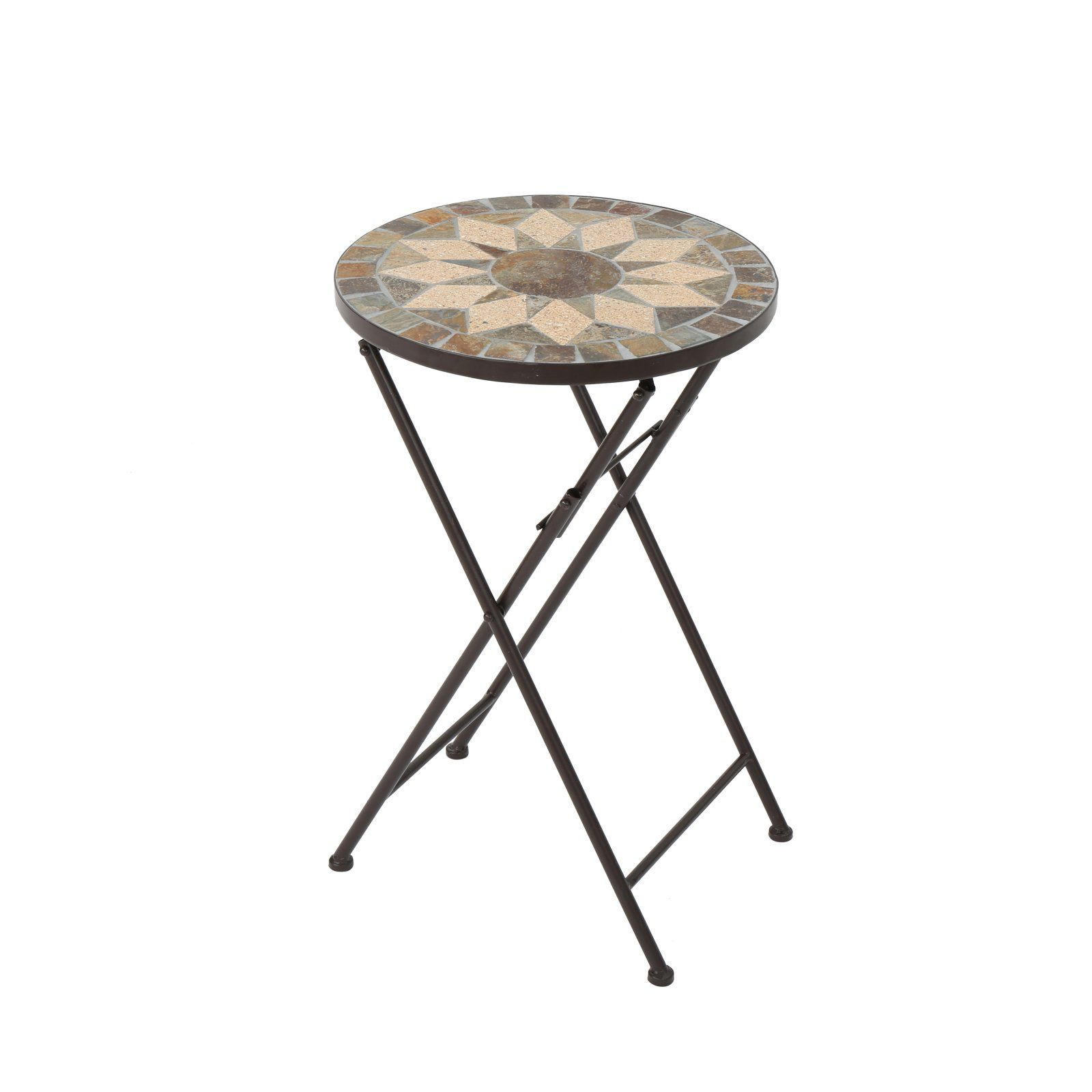 Outdoor Best Selling Home Silvester Stone Top Patio Side Table Products In 2019 Patio Side Table Outdoor Furniture Sets Patio Accessories