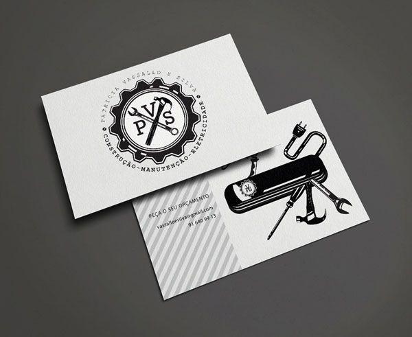 22 Handyman Business Card Designs For Your Inspiration Smashfreakz
