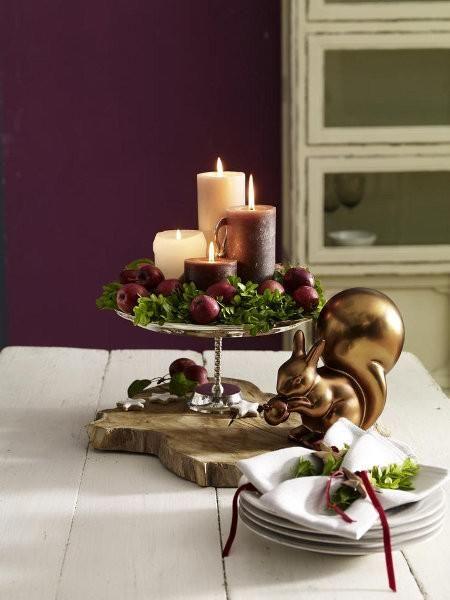 adventskranz basteln ideen zum selbermachen weihnachten. Black Bedroom Furniture Sets. Home Design Ideas