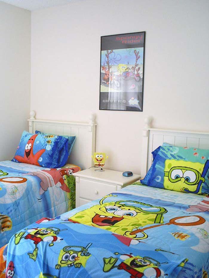28+ Spongebob Squarepants Bedroom Decor