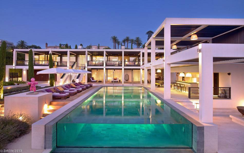maisons - Maison Moderne Antibes