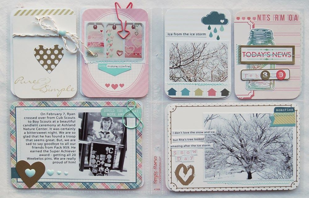 Bits and Pieces...: Gossamer Blue March Release
