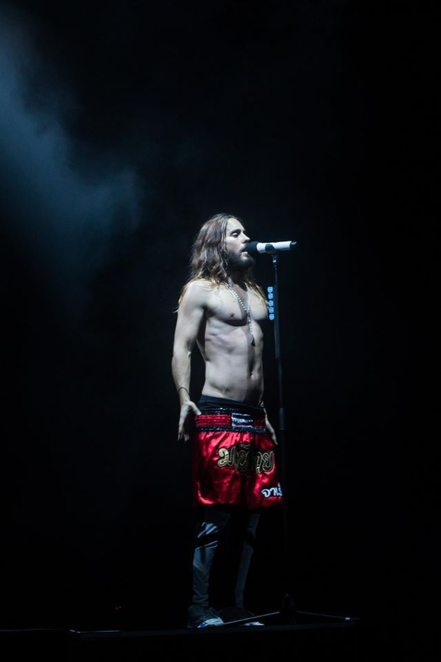 Jared - Opera Hall, Brasilia Brazil - 21 October 2014 - Credits & Source Raphael Rangel