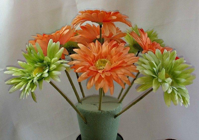 Diy Cemetery Flowers Funeral Flower Arrangements
