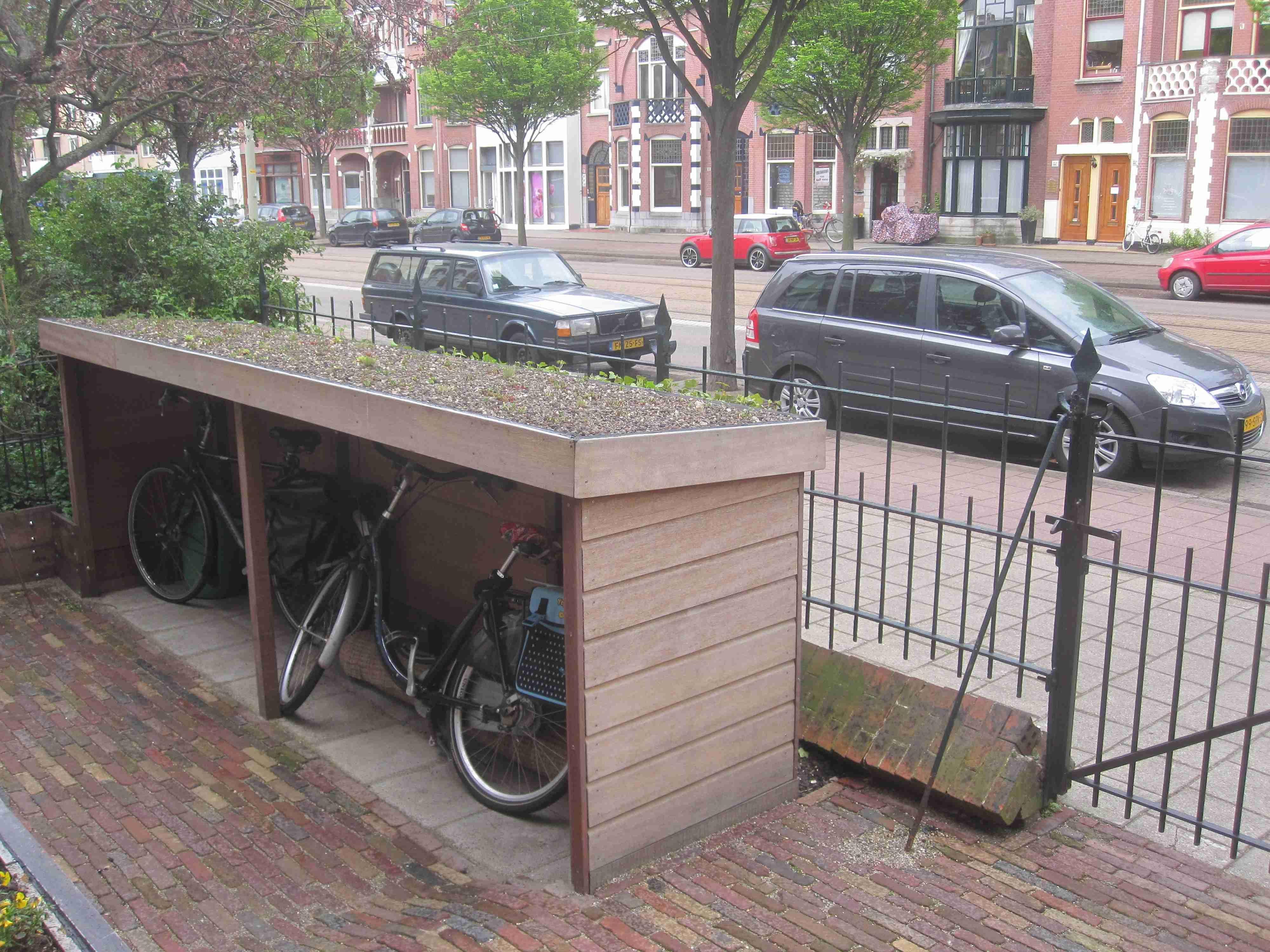 best 25 outdoor bike storage ideas on pinterest garden bike