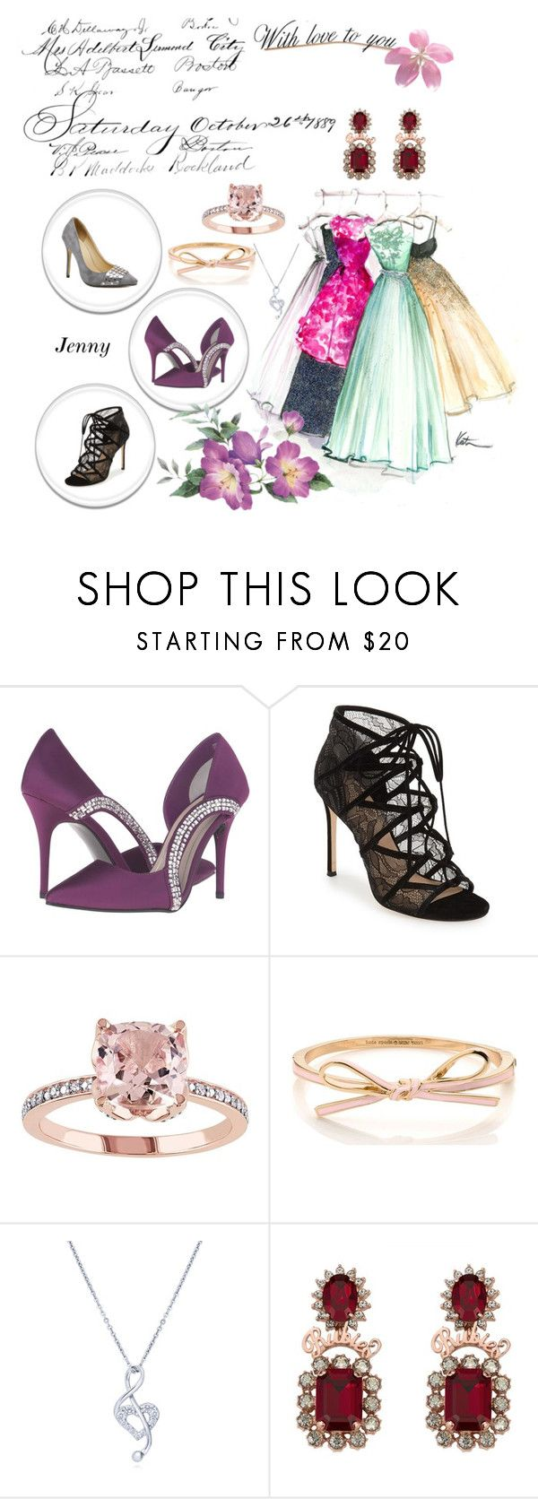 """""""for women"""" by smile2528 ❤ liked on Polyvore featuring Caparros, Pour La Victoire and BERRICLE"""