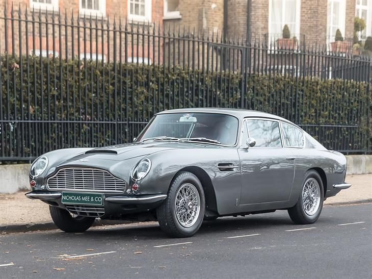 Classic Aston Martin DB For Sale In London With Classic Sports - Aston martin db6 for sale