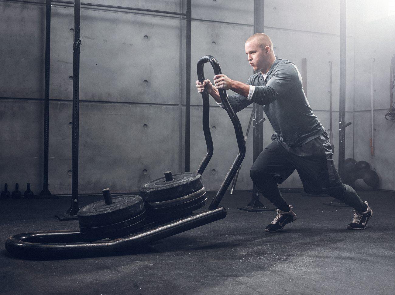 Mike Trout Nike Training Gym Photography Desean Jackson