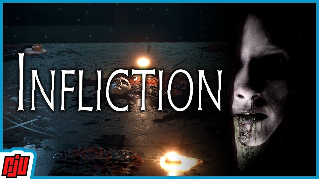 Infliction part 1 horror game pc gameplay walkthrough