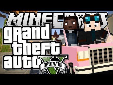 Pin Di Grand Theft Minecraft Grand Theft Auto Minecraft Server Grand Theft Auto In Minecraft Youtube