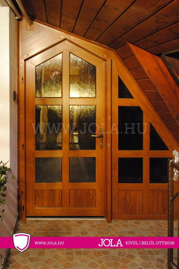 Reference works – JOLA door window Budapest