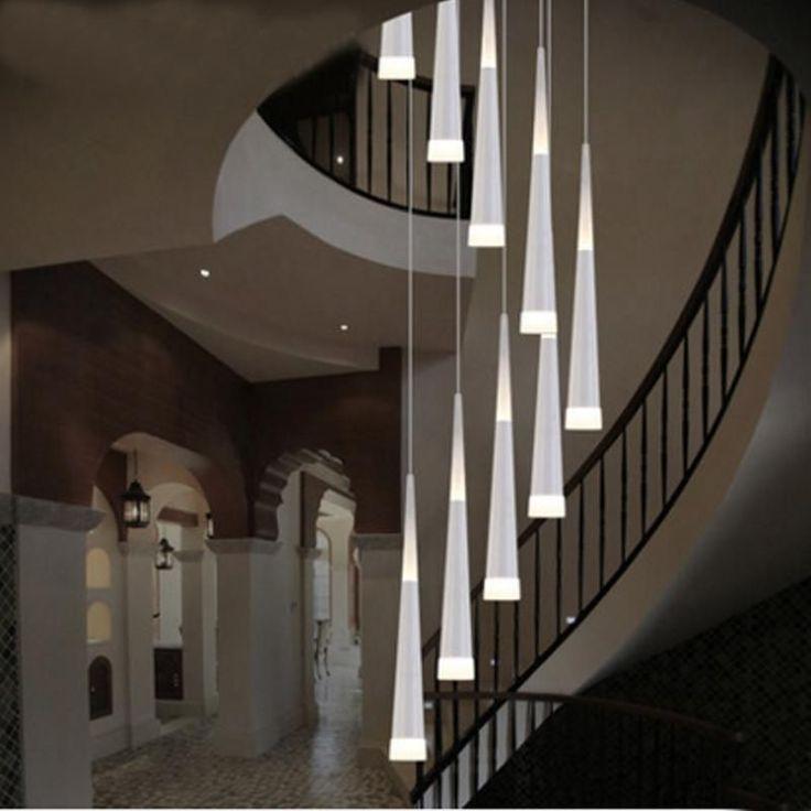 Best Led Rain Drop Lights Long Spiral Chandelier Indoor 400 x 300