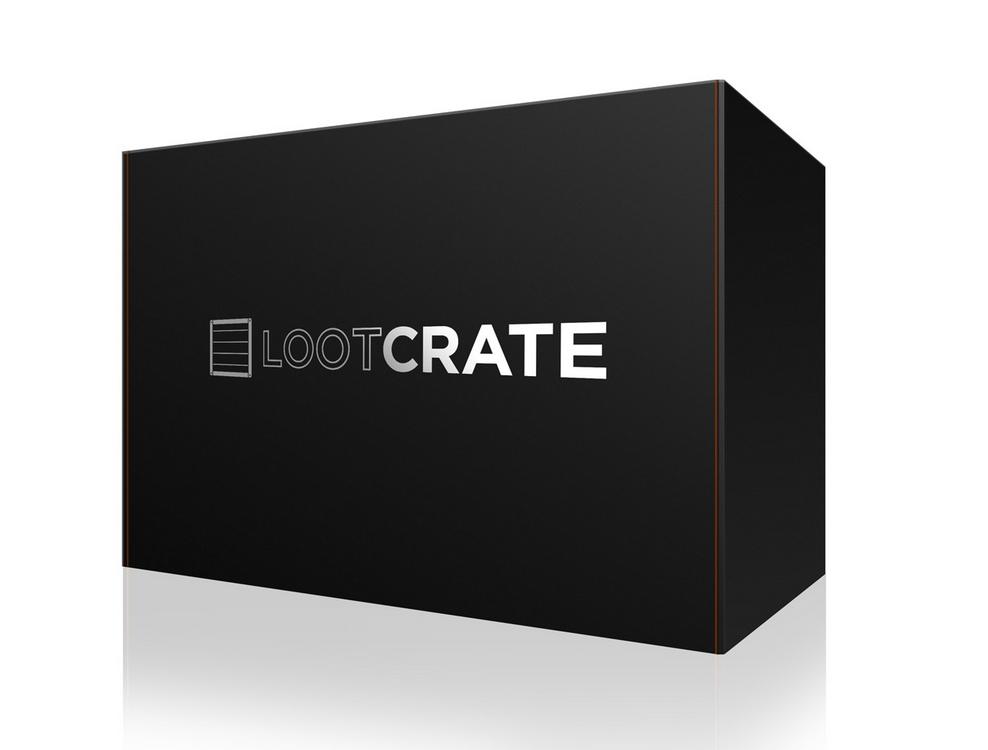 Loot Crate October 2015 Spoilers Coupon Msa Custom Printed Boxes Loot Crate Custom Boxes